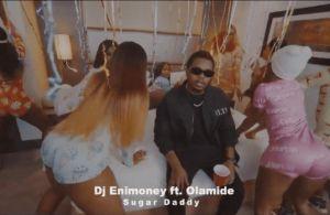DJ Enimoney ft. Olamide - Sugar Daddy (Video Download)