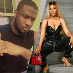 Reactions As Mr P Spotted Rocking Mercy Eke In The Club (Video)