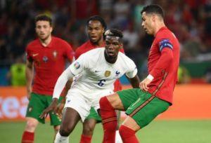 Portugal vs France 2-2 Highlights (Download Video)