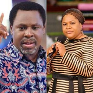 """""""He Left Us With A Message"""" - Pastor T.B. Joshua's Wife Narrates Husband's Last Moments"""