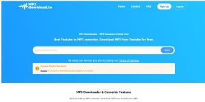 Mp3download.to as the best YouTube music downloader