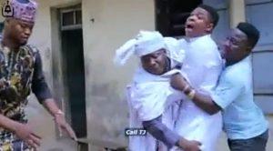 Comedy Video: Woli Agba vs Alfa Ebenezer (Yemi Elesho)