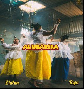Zlatan ft. Buju - Alubarika (Mp3 Download)