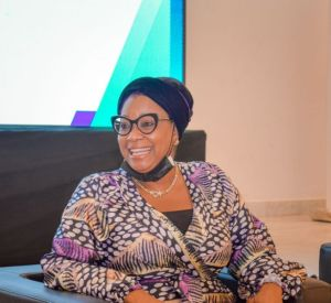Akande-Sadipe Commiserates With Dr. Florence Ajimobi Over Her Mother'sDemise