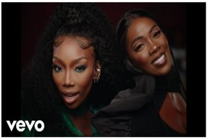 Tiwa Savage - Somebody's Son ft. Brandy