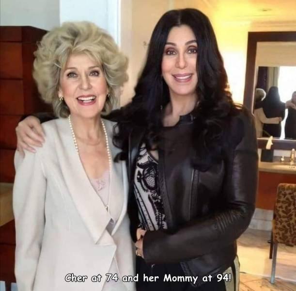 Cher y su madre han hecho un pacto con el diablo