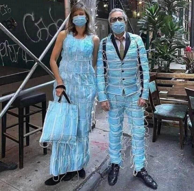 Moda pandémica.