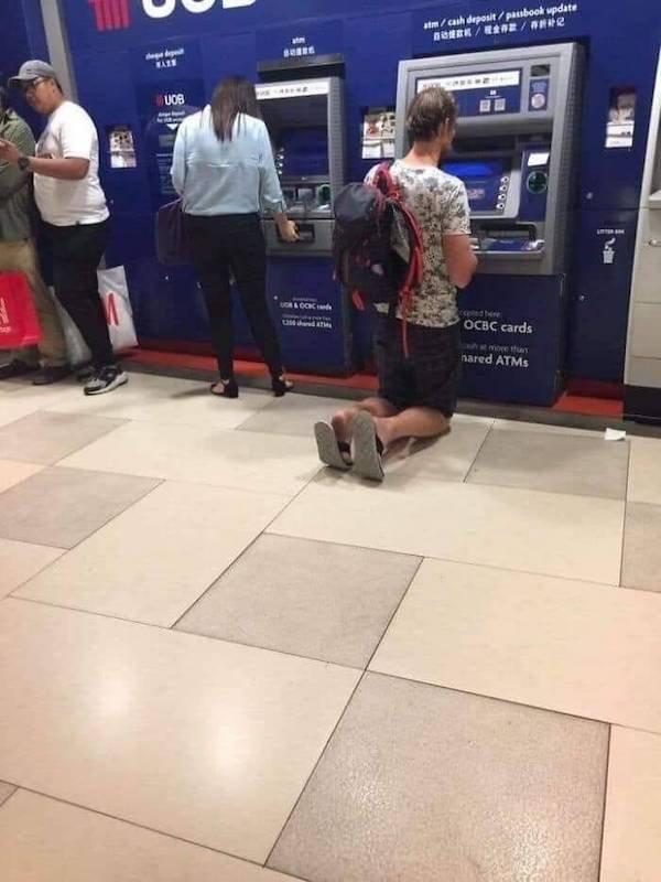 Los bancos no se cansan de humillarnos…