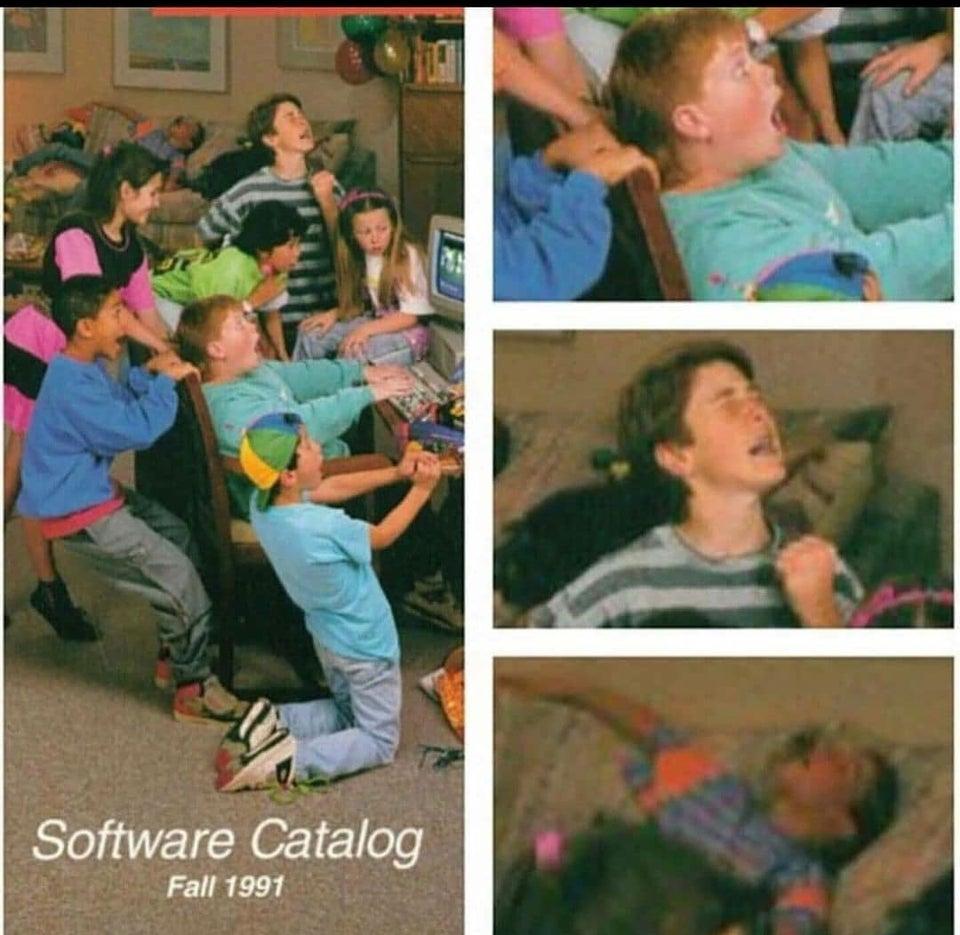 Ya no se hace software como en los 90…