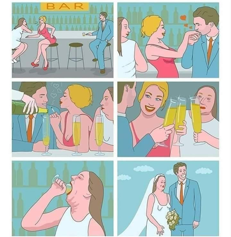 Historia de amor.