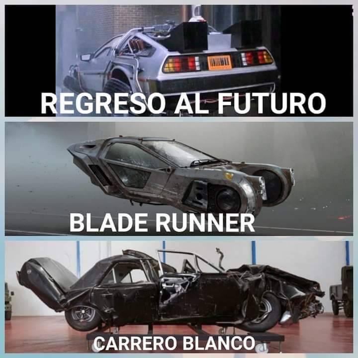 Los coches voladores más famosos.