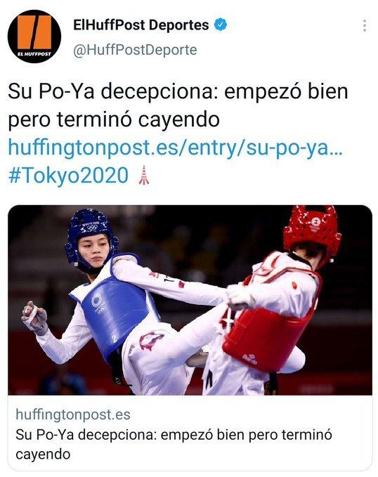 Gatillazo olímpico.