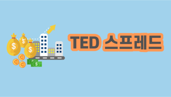 TED 스프레드