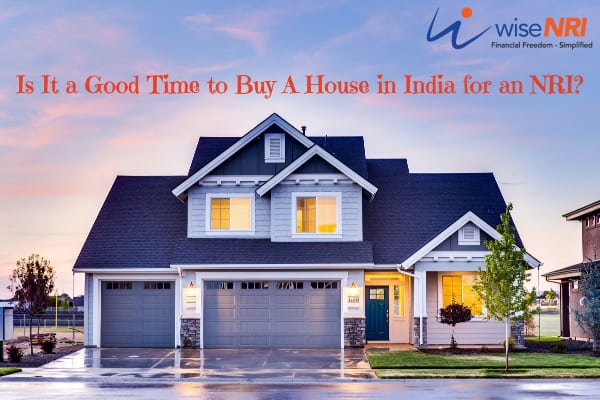 NRI buy property in India