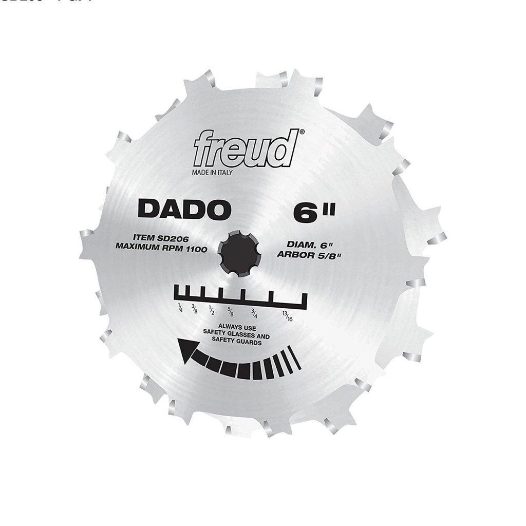 6 Dado Blade Review