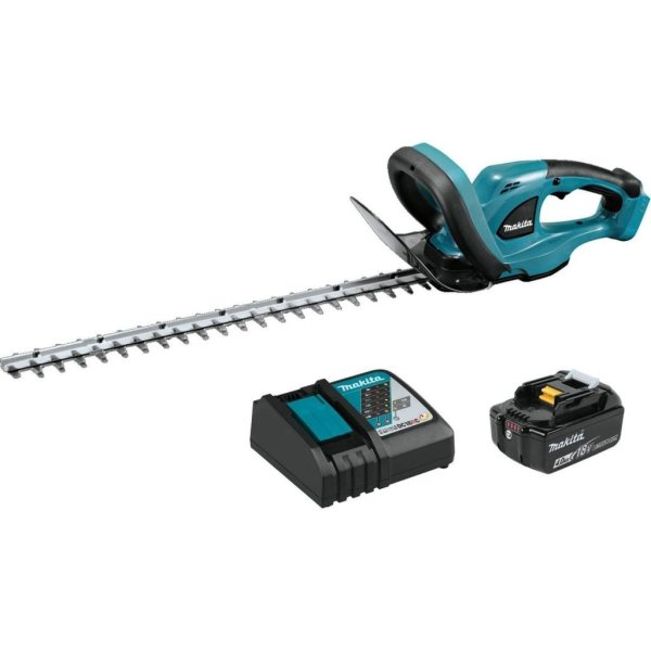 5 Cordless Hedge Trimmers Aug. 2019 & Guide