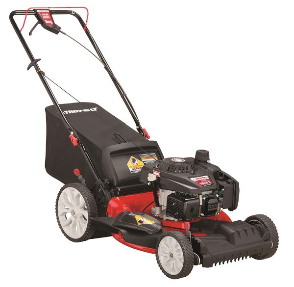 5 Propelled Lawn Mowers Sept. 2019 & Guide