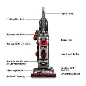 5 Best Hoover Vacuums (Aug. 2020)