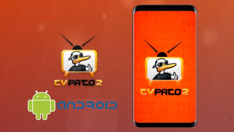 ツ TVPato 2 APK 2019【ultima versión】Android | PC | Smart TV