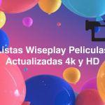 descargar Listas Wiseplay Peliculas gratis