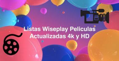 Wiseplay listas IPTV remotas 100% actualizadas 2019 GRATIS ツ