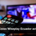 listas Wiseplay ecuador gratis