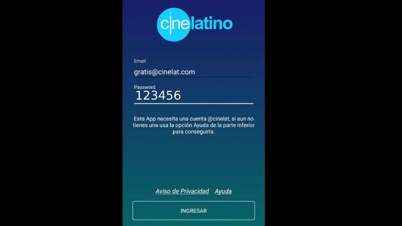 CineLatino APP PREMIUM