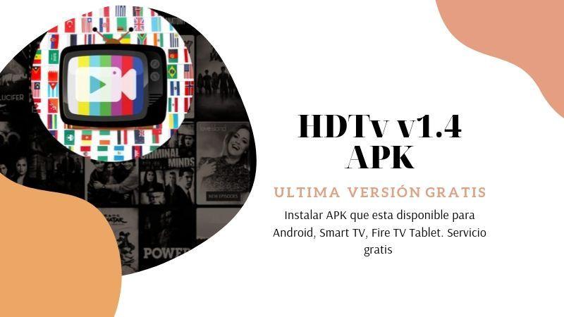 Descargar HDTv v1.4 APK