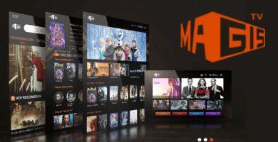 Descargar MagisTV apk