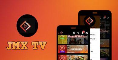 descargar JMX TV apk