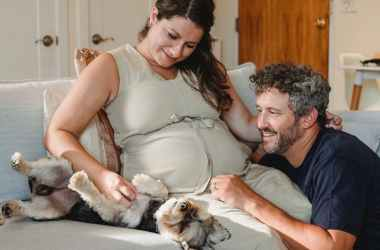 Cat, Pregnancy and Baby