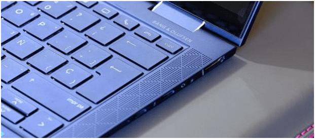 hp laptop, hp elite dragonfly