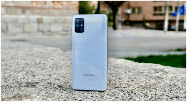 samsung galaxy a71 review