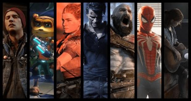 best 200 PS4 games