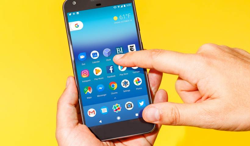 clear the cache on an Android