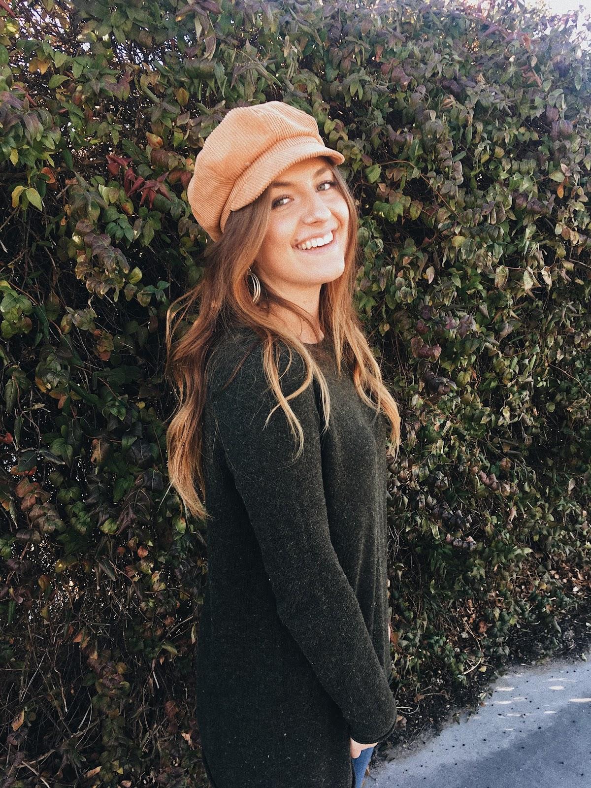 pageboy cap winter