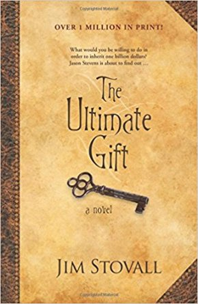 self-help books the ultimate gift jim stovall