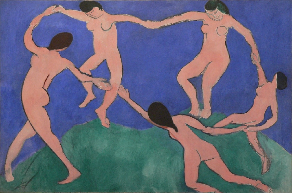 The Dance by Henri Matisse painting
