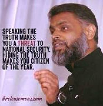 Moazzam Begg pic truth