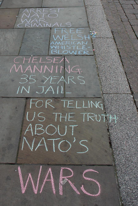 41 arrest NATO war criminals sm