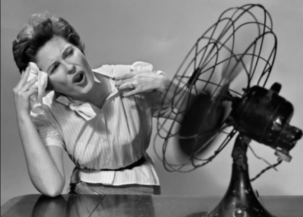 Cooling Breath –  for Hot Flashes And Other Times When Cooling Is Needed
