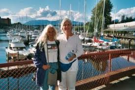Jeannine Parvati and Gloria Lemay, Vancouver 2003