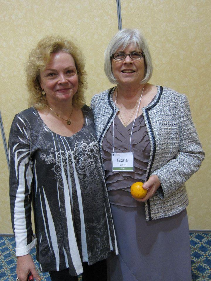 Robbie Davis & Gloria Lemay in London Ontario  Nov 2012