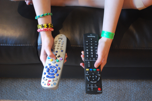Mommy remote
