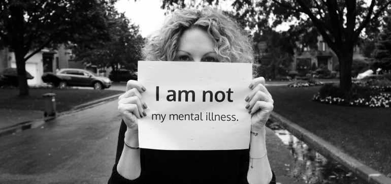 I am not my mental illness