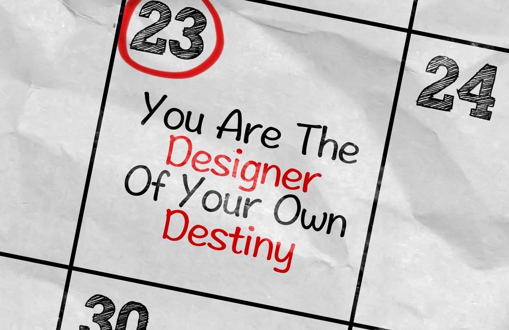 Design Your Destiny Calendar