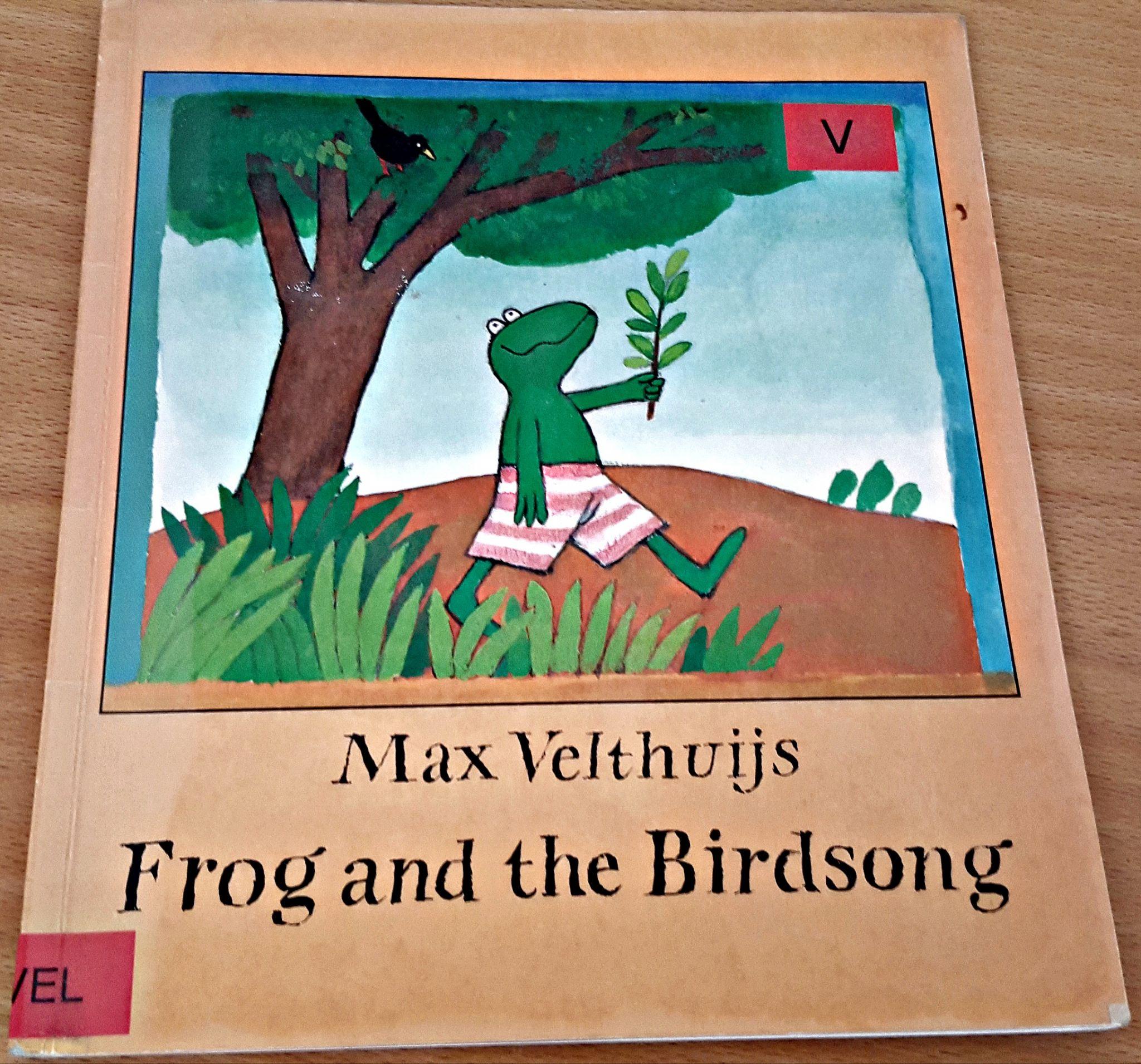 Dutch classic Frog stories