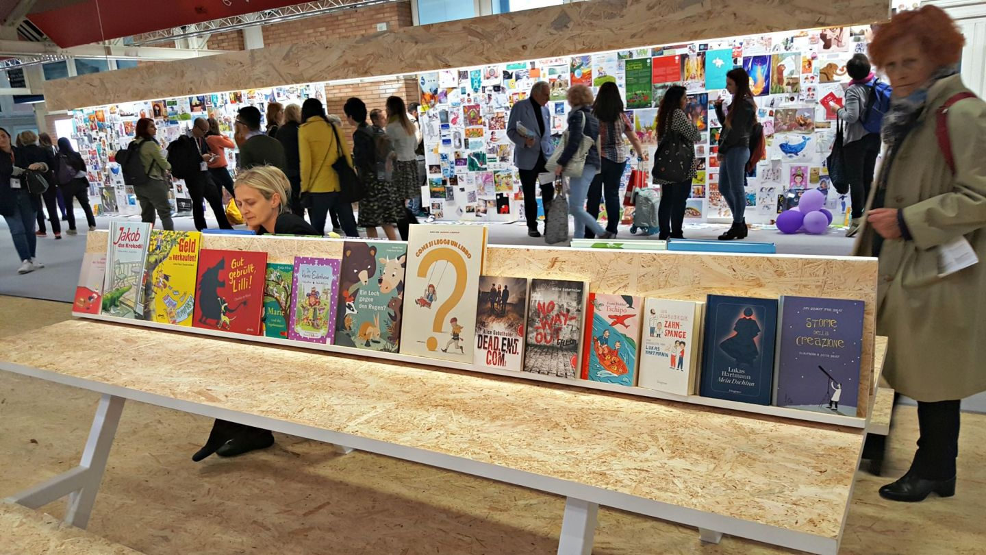 Best selling swiss picture books