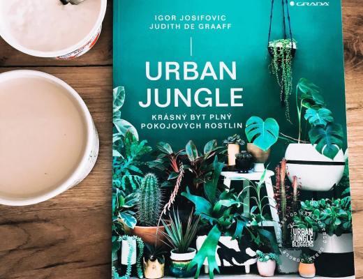 Urban Jungle kniha