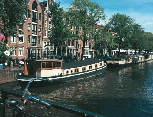 uličky Amsterdamu